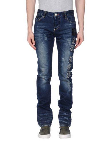 Джинсовые брюки PHILIPP PLEIN 42583711QG