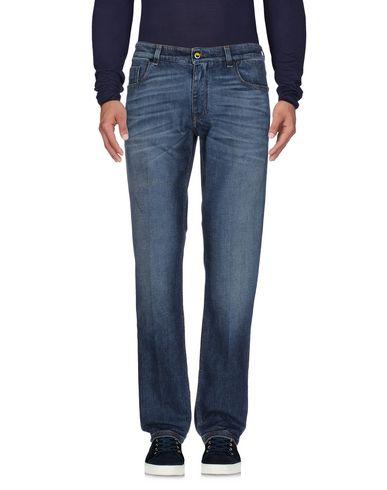 Джинсовые брюки FENDI 42583718TJ