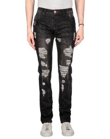 Джинсовые брюки PHILIPP PLEIN 42583719BP