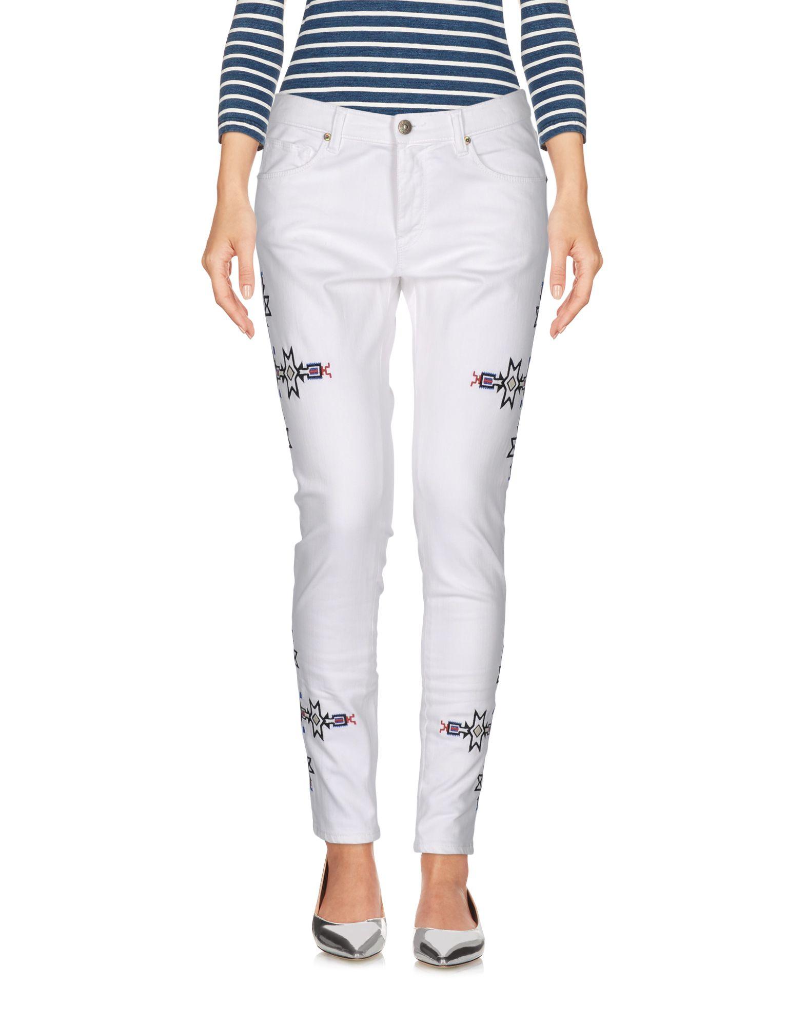где купить GAëLLE Paris Джинсовые брюки по лучшей цене