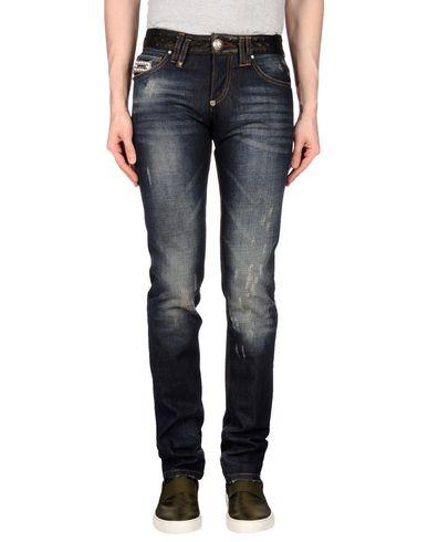 Джинсовые брюки PHILIPP PLEIN 42583774AO