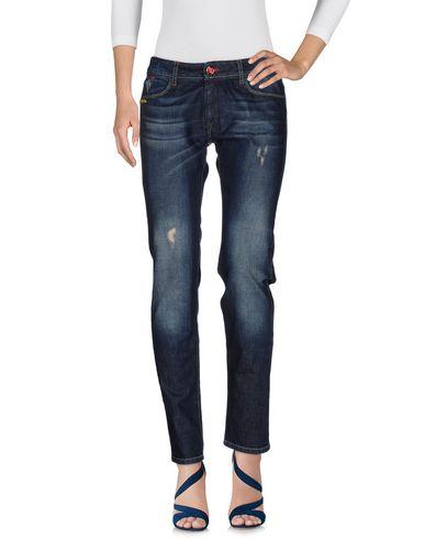 Джинсовые брюки YES LONDON 42583822XT