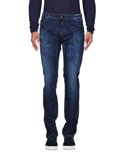 Джинсовые брюки ETRO 42583949QI