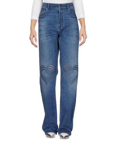 Джинсовые брюки CHRISTOPHER KANE 42583965ST