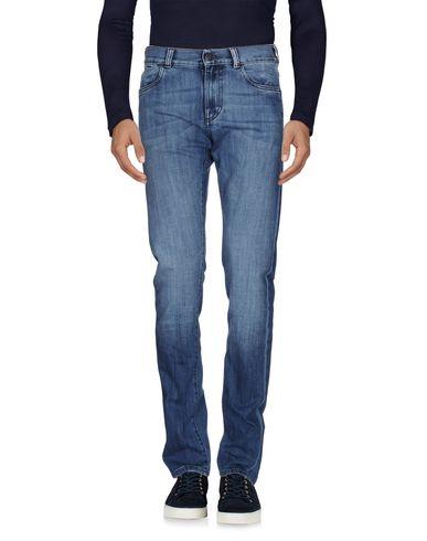 Джинсовые брюки CANALI 42583979PX