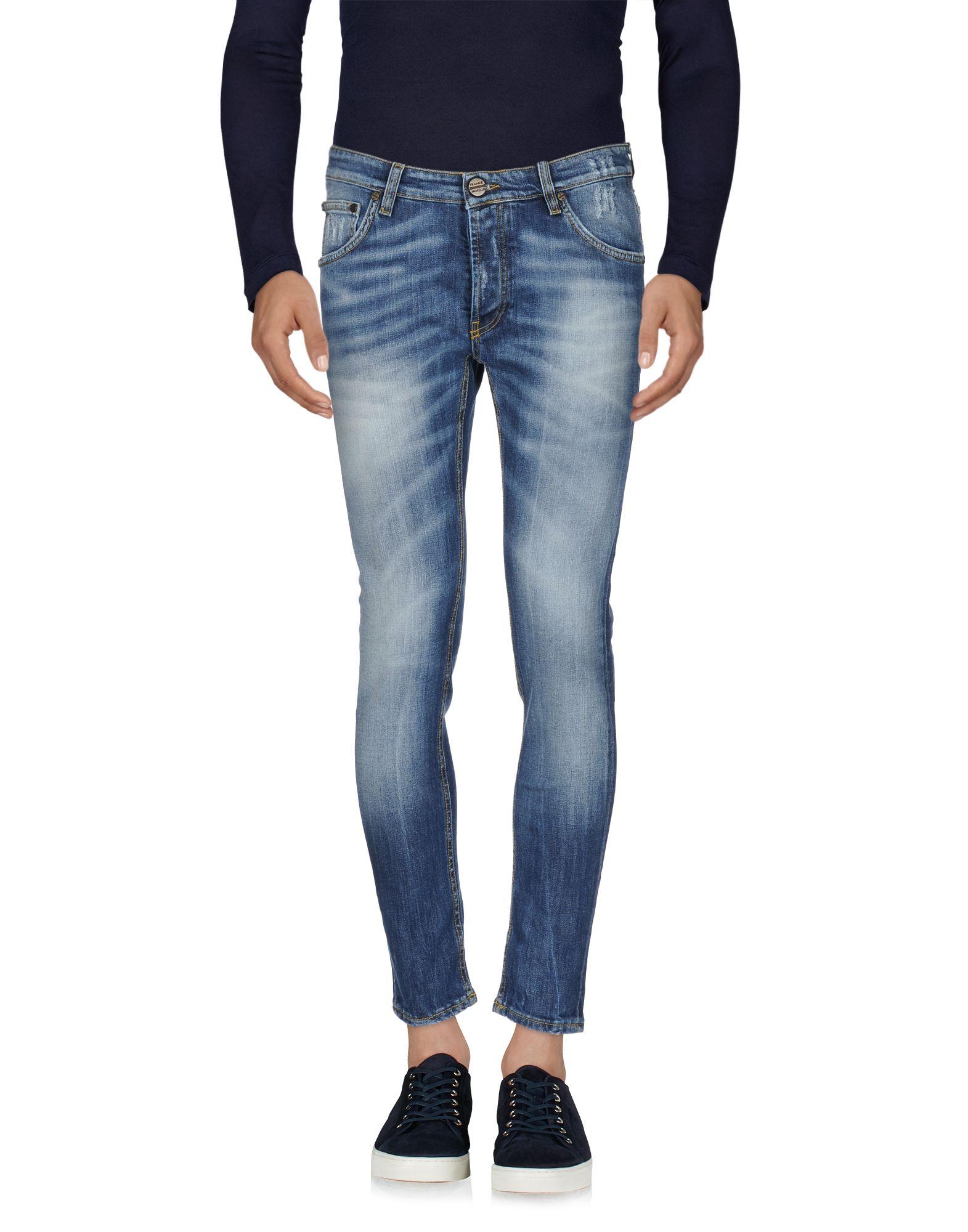 ФОТО frankie morello джинсовые брюки