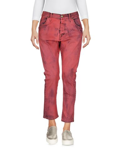 Джинсовые брюки-капри ICE ICEBERG 42584270UP
