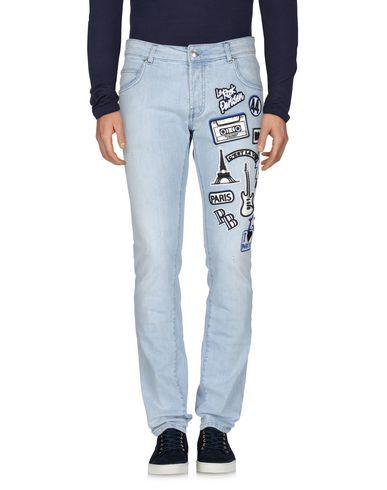 Джинсовые брюки PIERRE BALMAIN 42584338GN