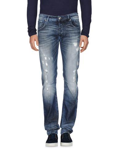 Джинсовые брюки PIERRE BALMAIN 42584340FB
