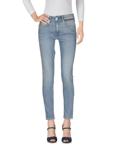 Джинсовые брюки от APRIL 77