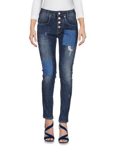 Джинсовые брюки FORNARINA 42584432WX