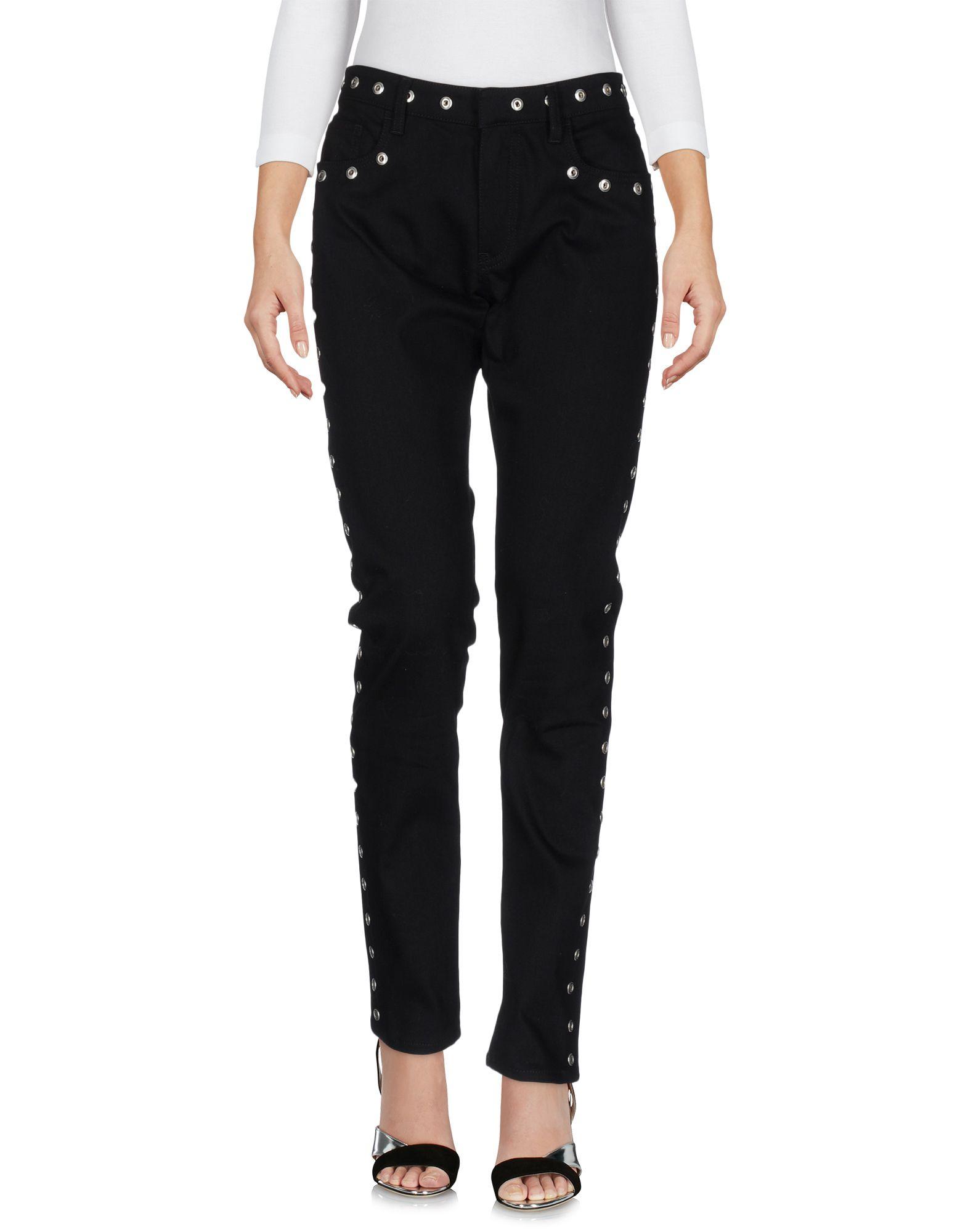 EMANUEL UNGARO Джинсовые брюки цены онлайн