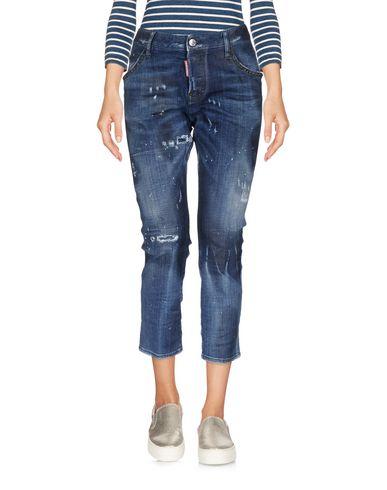 Джинсовые брюки-капри DSQUARED2 42584791EO