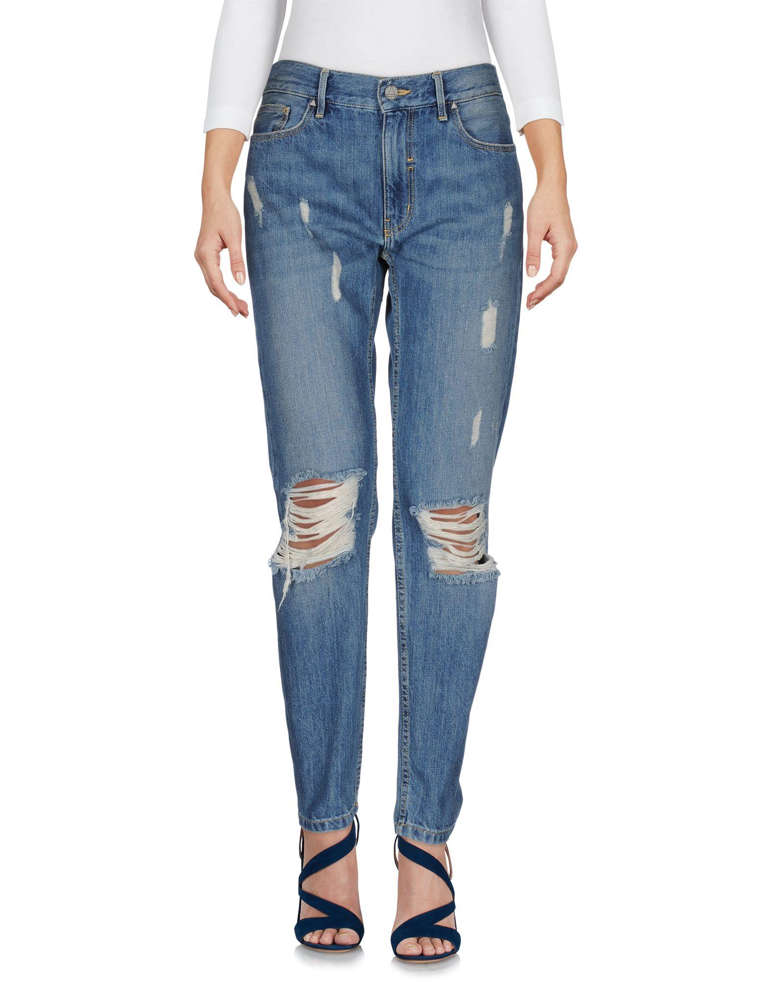 ELEVEN PARIS Джинсовые брюки