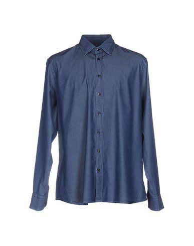 Джинсовая рубашка от HACKETT