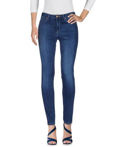 Джинсовые брюки WRANGLER 42585298RK