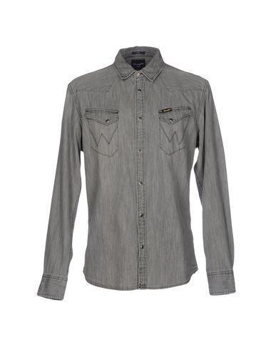 Джинсовая рубашка WRANGLER 42585315BS