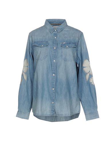 Джинсовая рубашка WRANGLER 42585325NQ