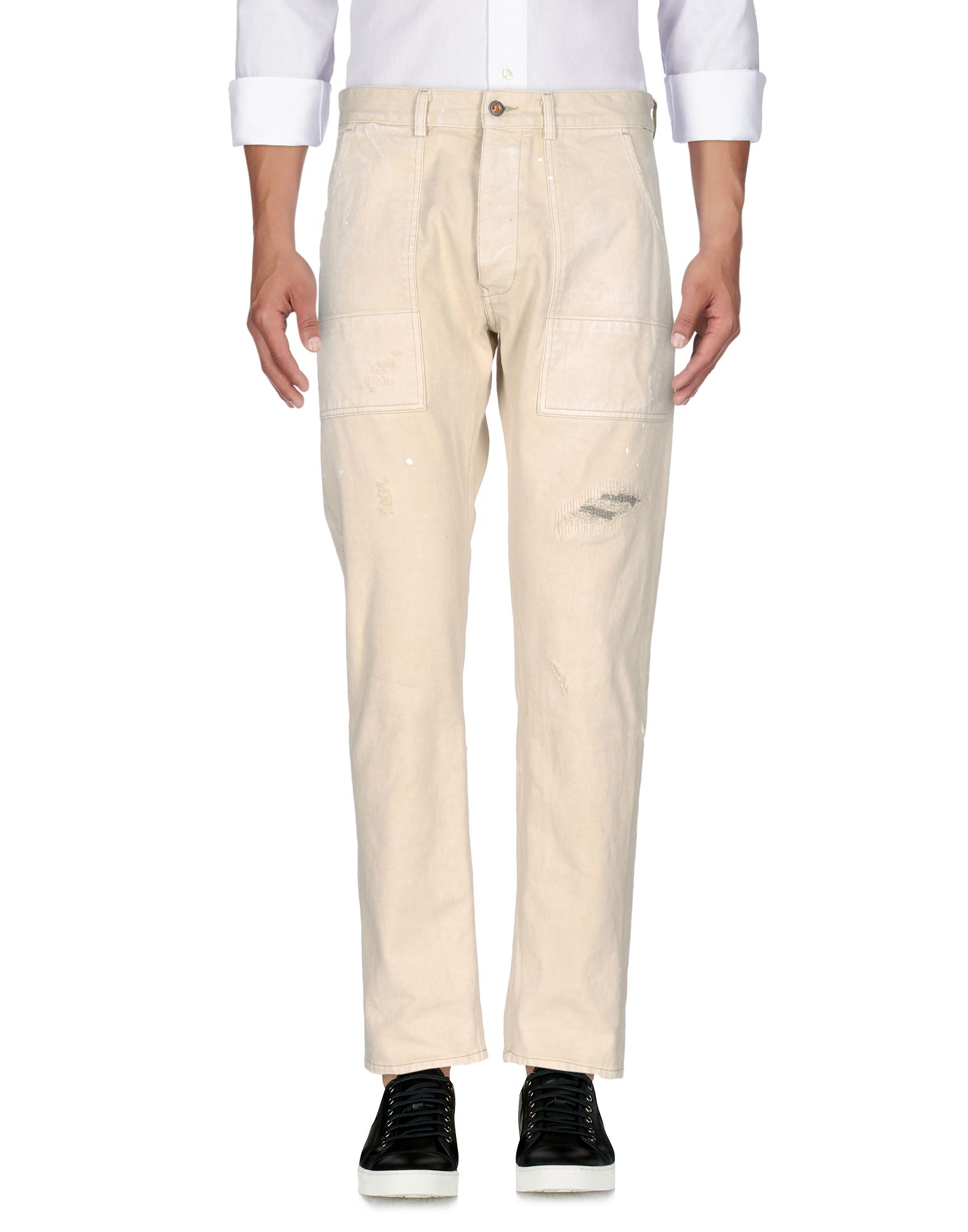 D.A.D. DENIM ART DEPT. Джинсовые брюки dept женщинам