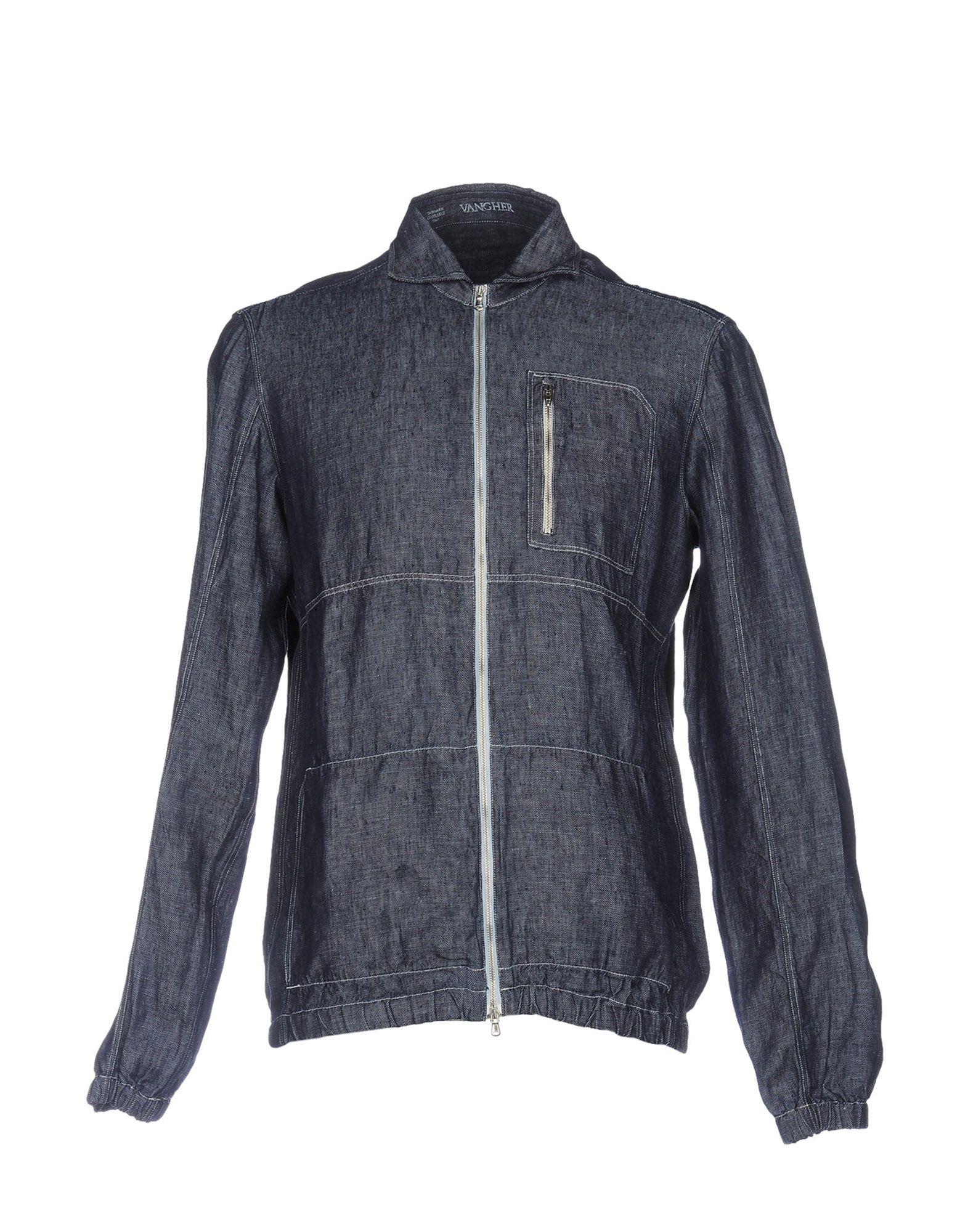 VANGHER N.7 Джинсовая верхняя одежда 26 7 twentysixseven джинсовая верхняя одежда