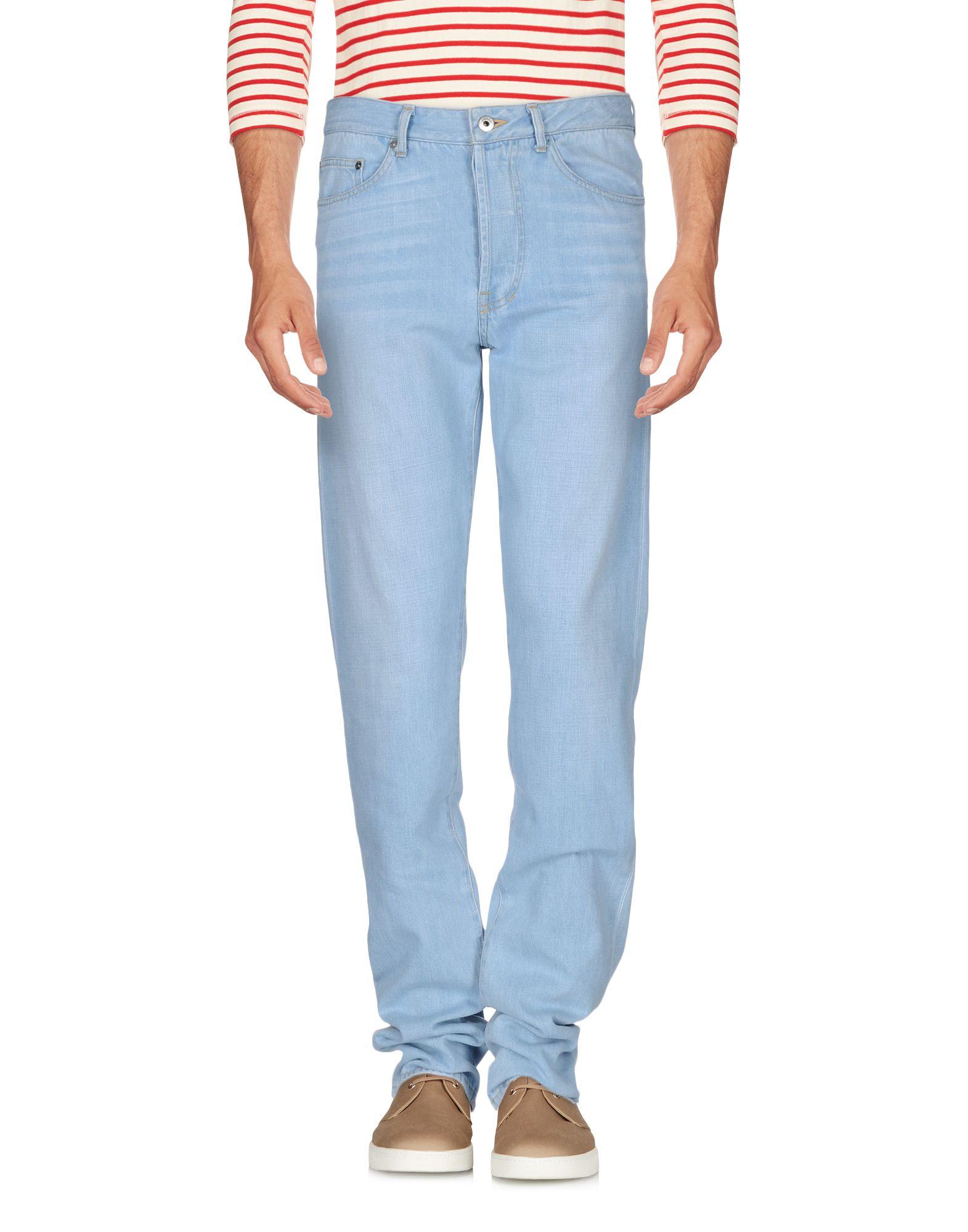 F.S.C. FREEMANS SPORTING CLUB Джинсовые брюки f s c freemans sporting club джинсовые брюки