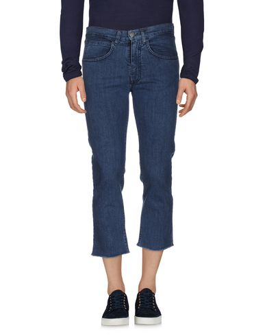 Джинсовые брюки-капри от BONSAI