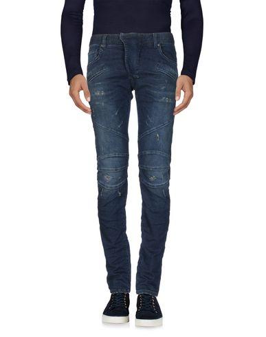 Джинсовые брюки PIERRE BALMAIN 42585862JQ