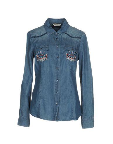 Джинсовая рубашка NAF NAF 42585917XV
