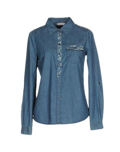 Джинсовая рубашка NAF NAF 42585947DB