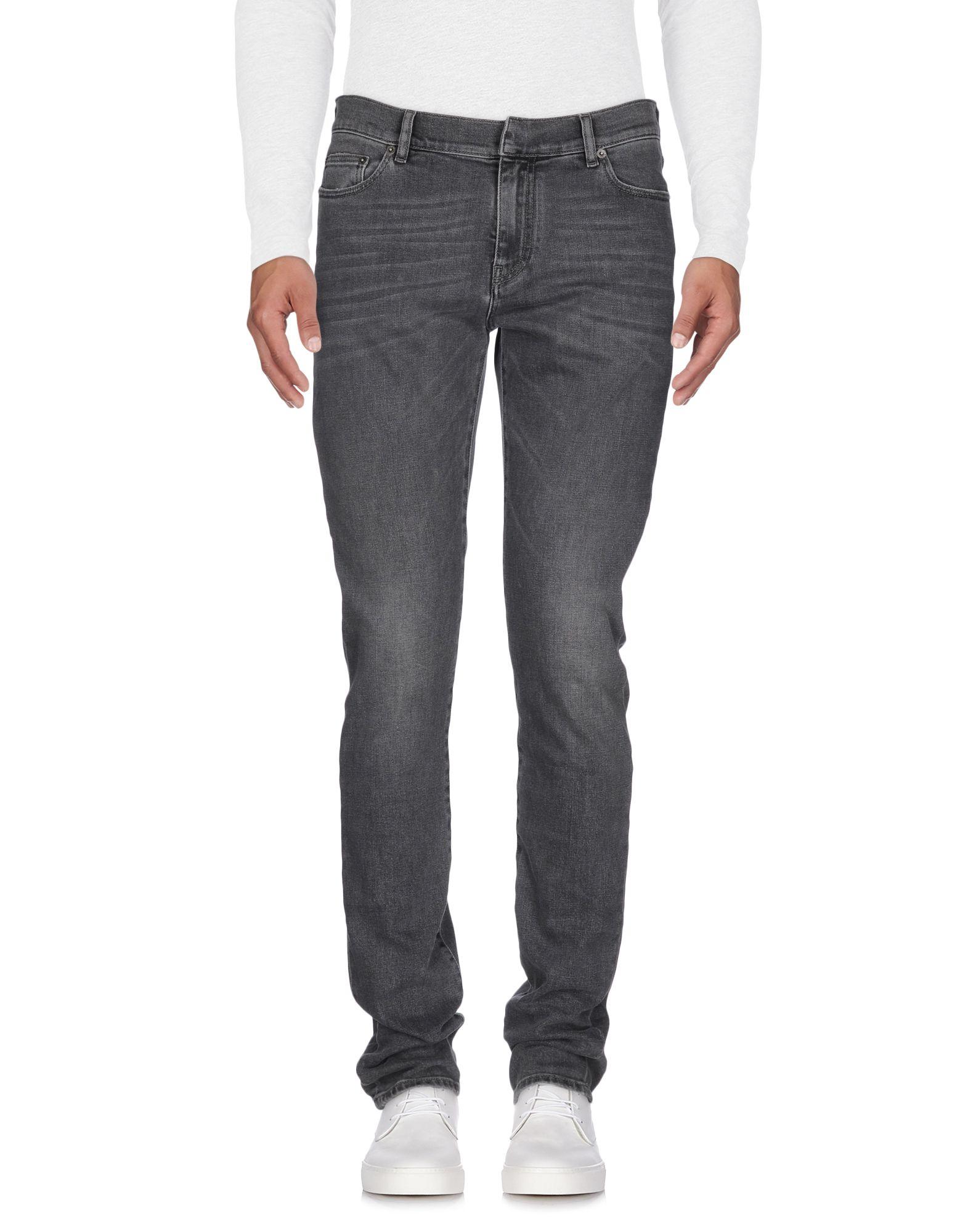 RING Denim Pants in Grey