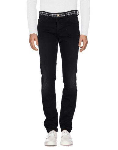 Джинсовые брюки CLASS ROBERTO CAVALLI 42586386HC
