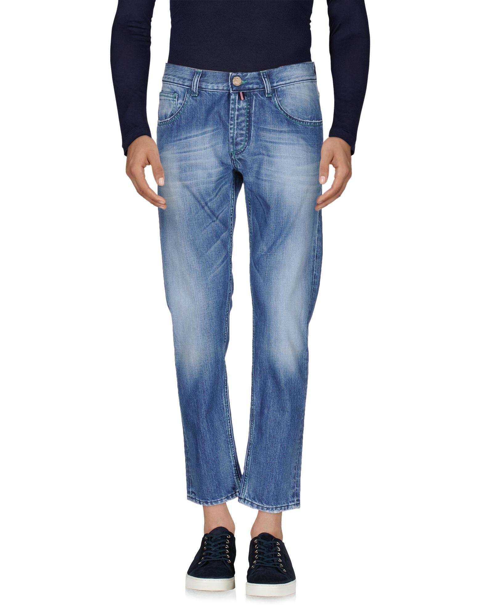 где купить PURE L.A.B. Джинсовые брюки по лучшей цене