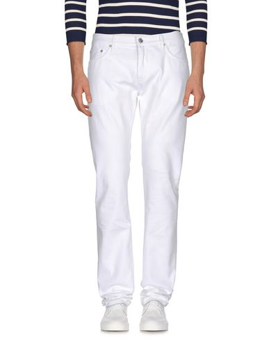 Джинсовые брюки BURBERRY 42586531EJ