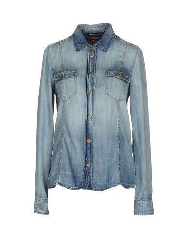 Джинсовая рубашка 7 FOR ALL MANKIND 42586866JP