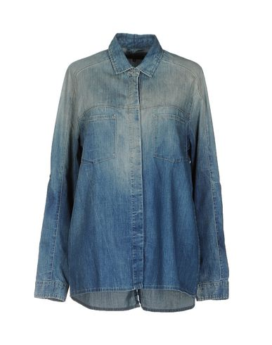 7 FOR ALL MANKIND Chemise en jean femme