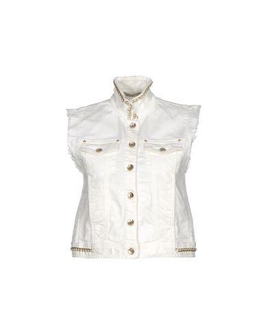 Bianco donna PATRIZIA PEPE Capospalla jeans donna