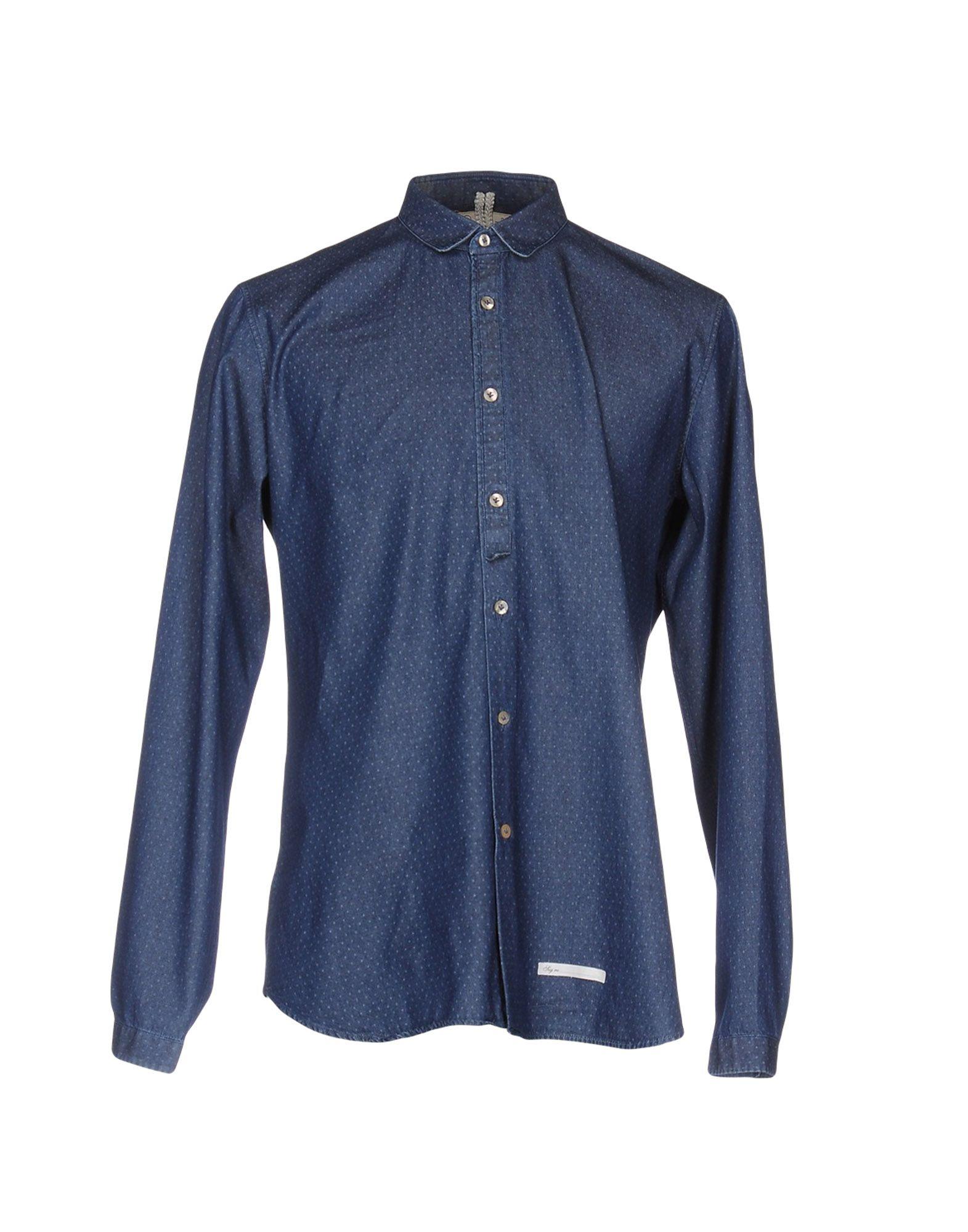 DNL Джинсовая рубашка цена 2017