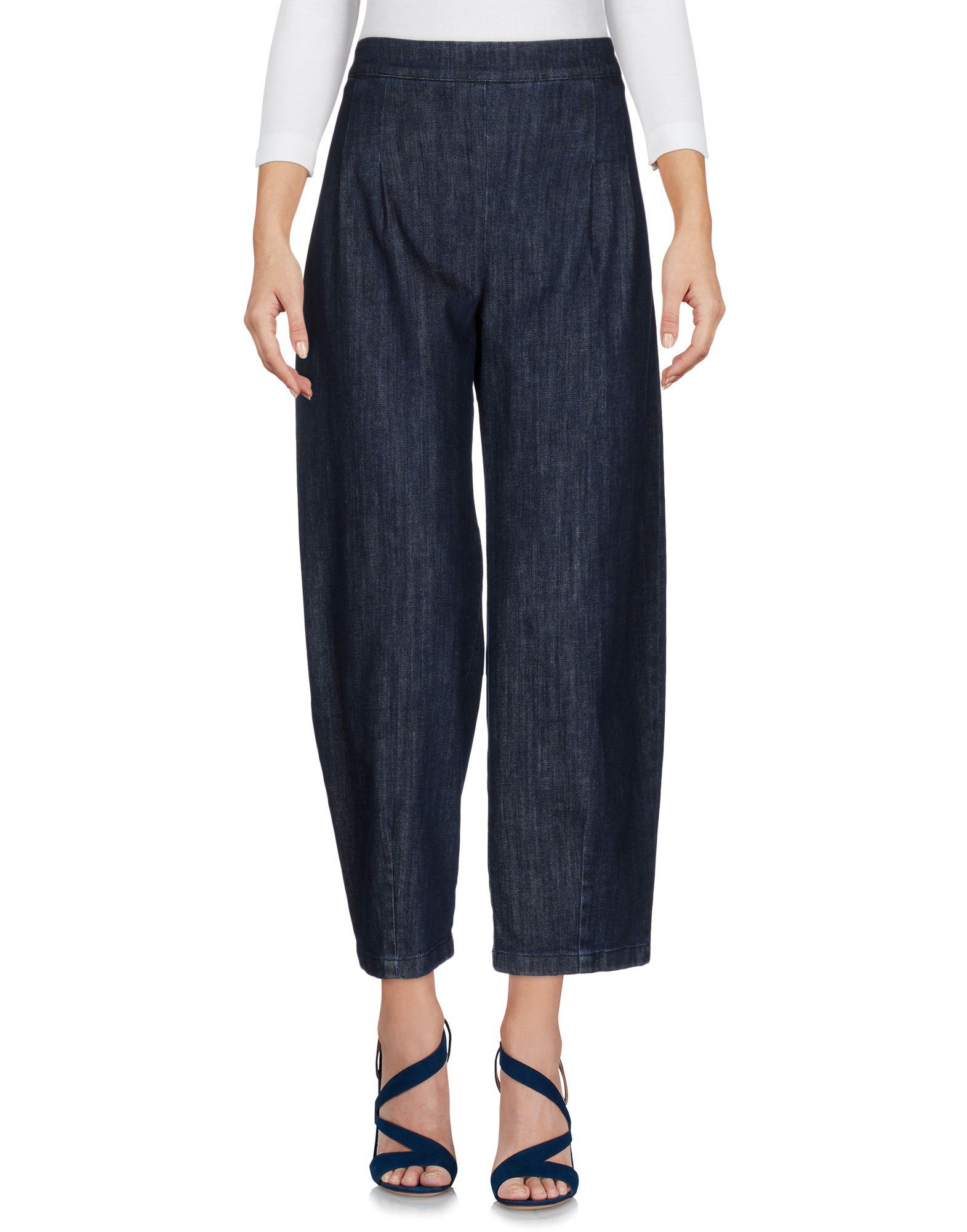 цена  MIKI THUMB Джинсовые брюки  онлайн в 2017 году