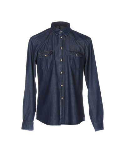 Джинсовая рубашка от AVIGNON