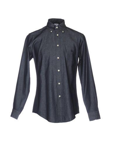 Джинсовая рубашка от BROOKS BROTHERS