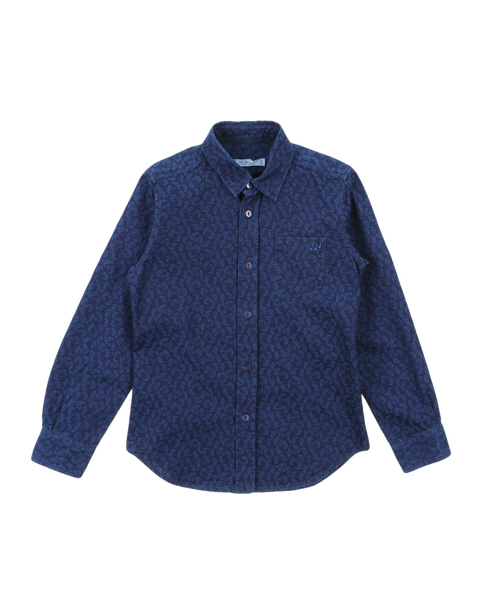 MIMISOL Denim shirts