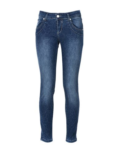 Джинсовые брюки от GEORGE J. LOVE