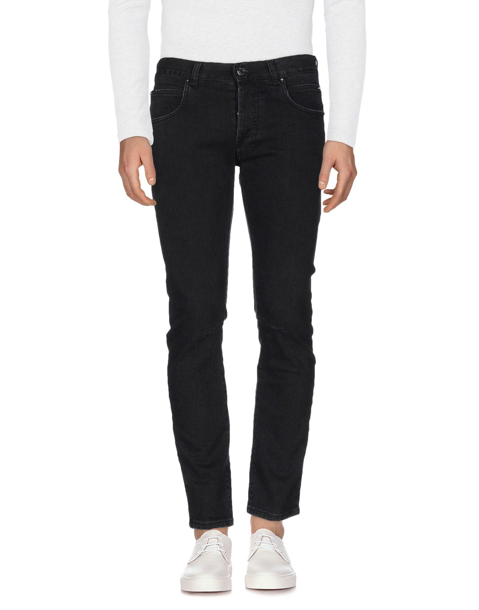 цена на PIERRE BALMAIN Джинсовые брюки