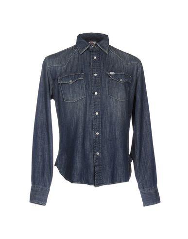 Джинсовая рубашка FRANKLIN & MARSHALL 42588030HT