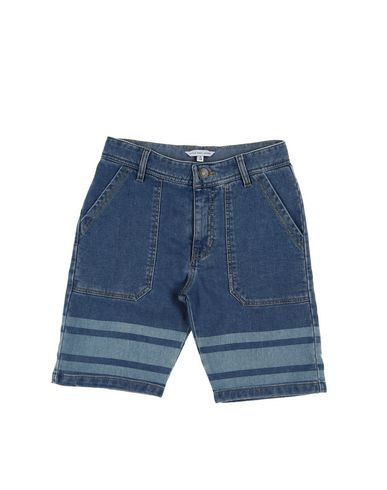 bermuda en jean enfant