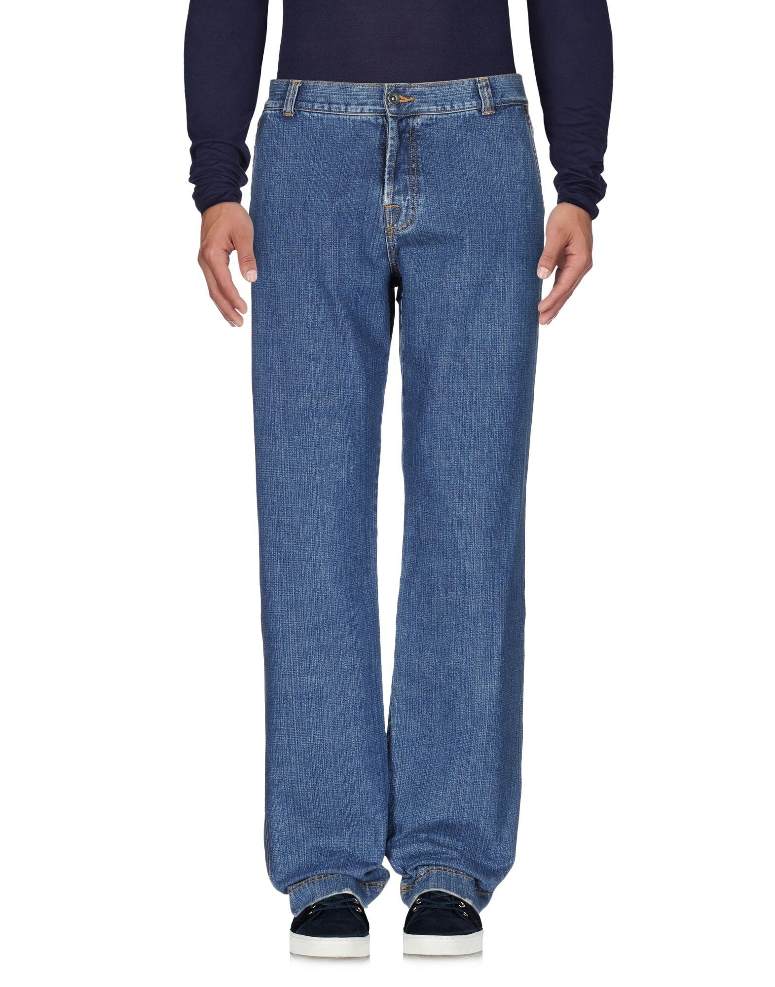 где купить  CC COLLECTION CORNELIANI Джинсовые брюки  по лучшей цене