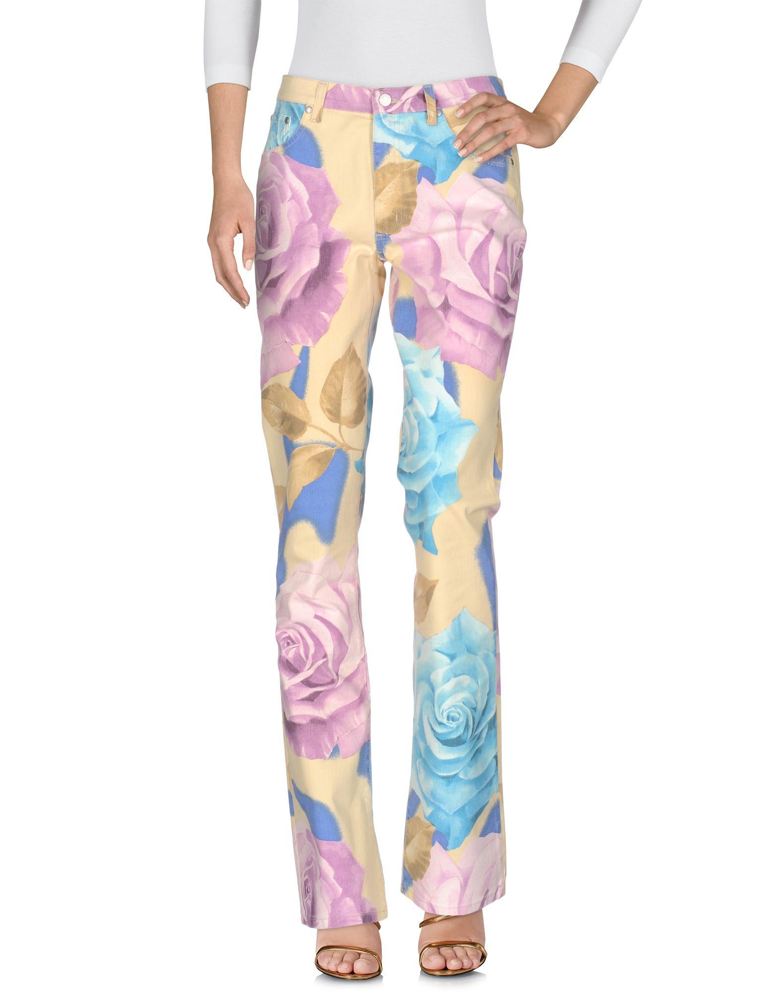 ANGELO MARANI Джинсовые брюки