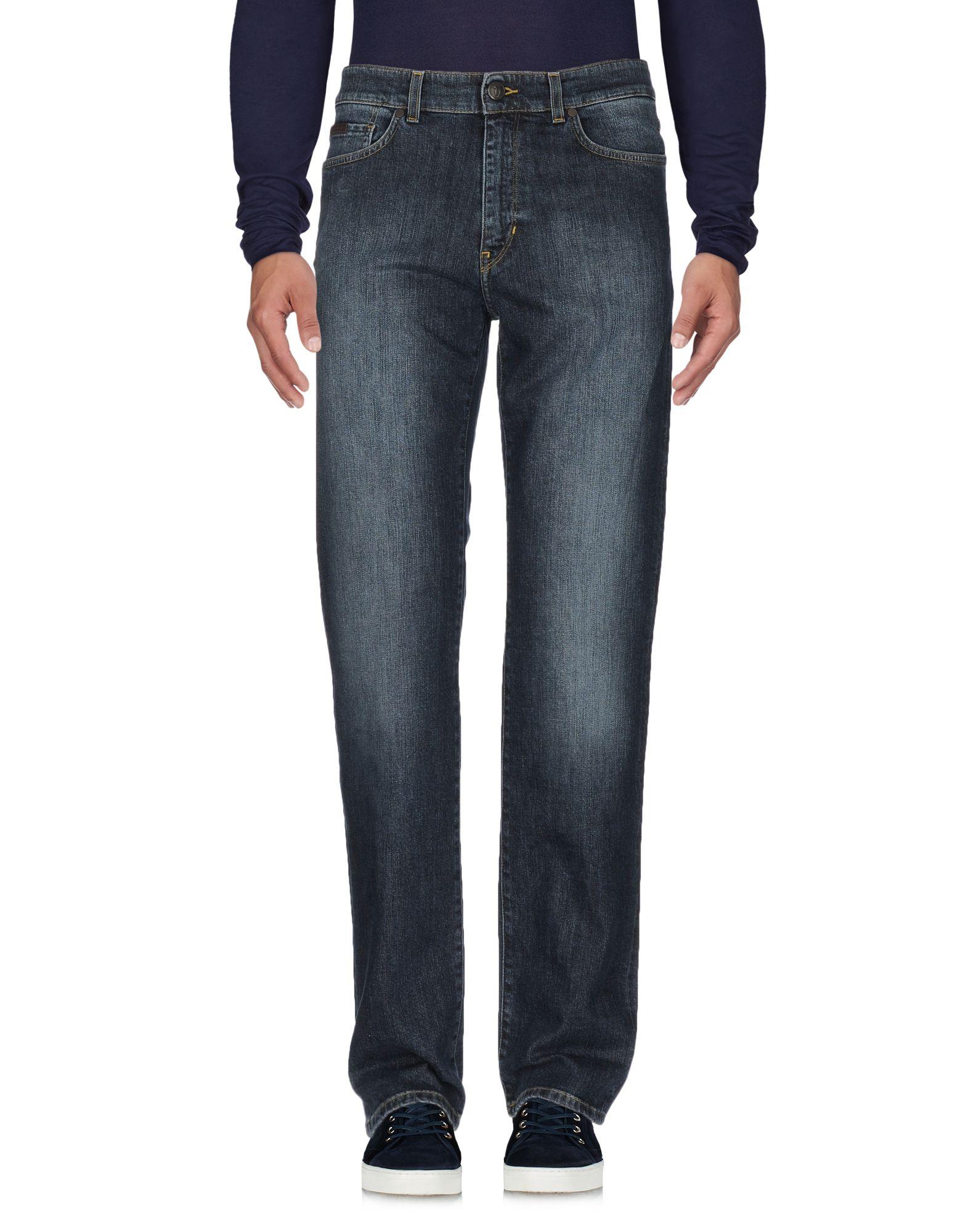 цены на TRUSSARDI JEANS Джинсовые брюки в интернет-магазинах
