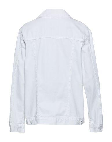 Фото 2 - Джинсовая верхняя одежда от RAILS белого цвета