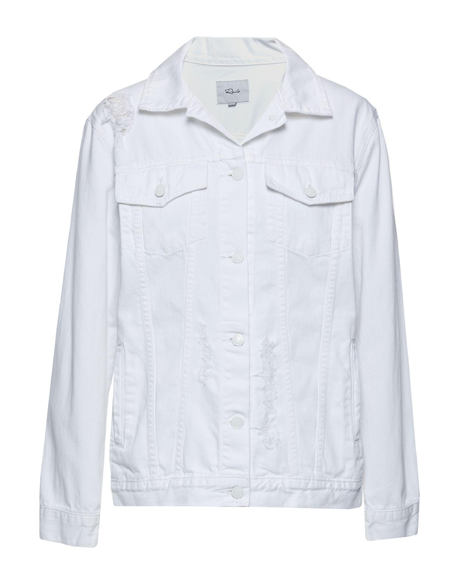 RAILS Джинсовая верхняя одежда